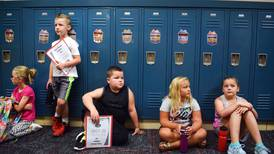 BACK TO SCHOOL: First day at Newton schools is 'a time to connect'