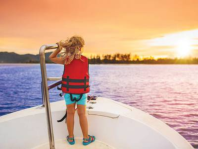 Spring is an excellent time for a boating education course