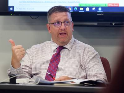 MASK MESS: Newton school board unsure what to do even after judge halts mask ban