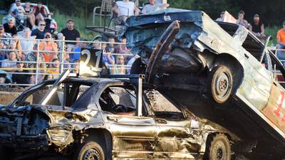 Colfax Demolition Derby maintains its reputation as a top-notch, twisted metal tradition