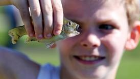 Photos: Youth Fishing Derby 2021 at Quarry Springs in Colfax