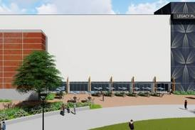 City guarantees 53% of reinvestment district funds to project in Legacy Plaza