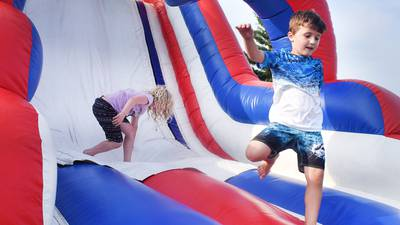 Photos: Newton Fourth of July activities at Agnes Patterson Park