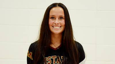 PCM's Bird sets new digs record in Mustangs' five-set win over South Hamilton