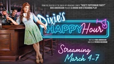 Des Moines Performing Arts announces 'Dixie's Happy Hour'