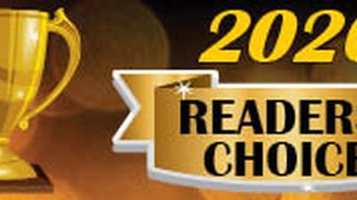 2020 Readers' Choice