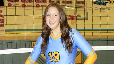L-S volleyball falls to Sigourney in SICL Silver Quad opener