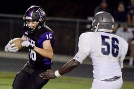 Baxter football rushes for 424 yards in win over BGM
