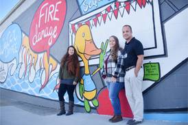 IMMACULATE MURAL: Integrity cleans up First Avenue with downtown artwork by Des Moines artist
