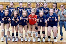 C-M volleyball claims team title at ACGC